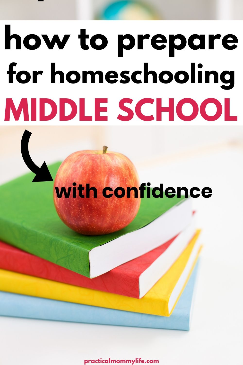 prepare for homeschooling middle school