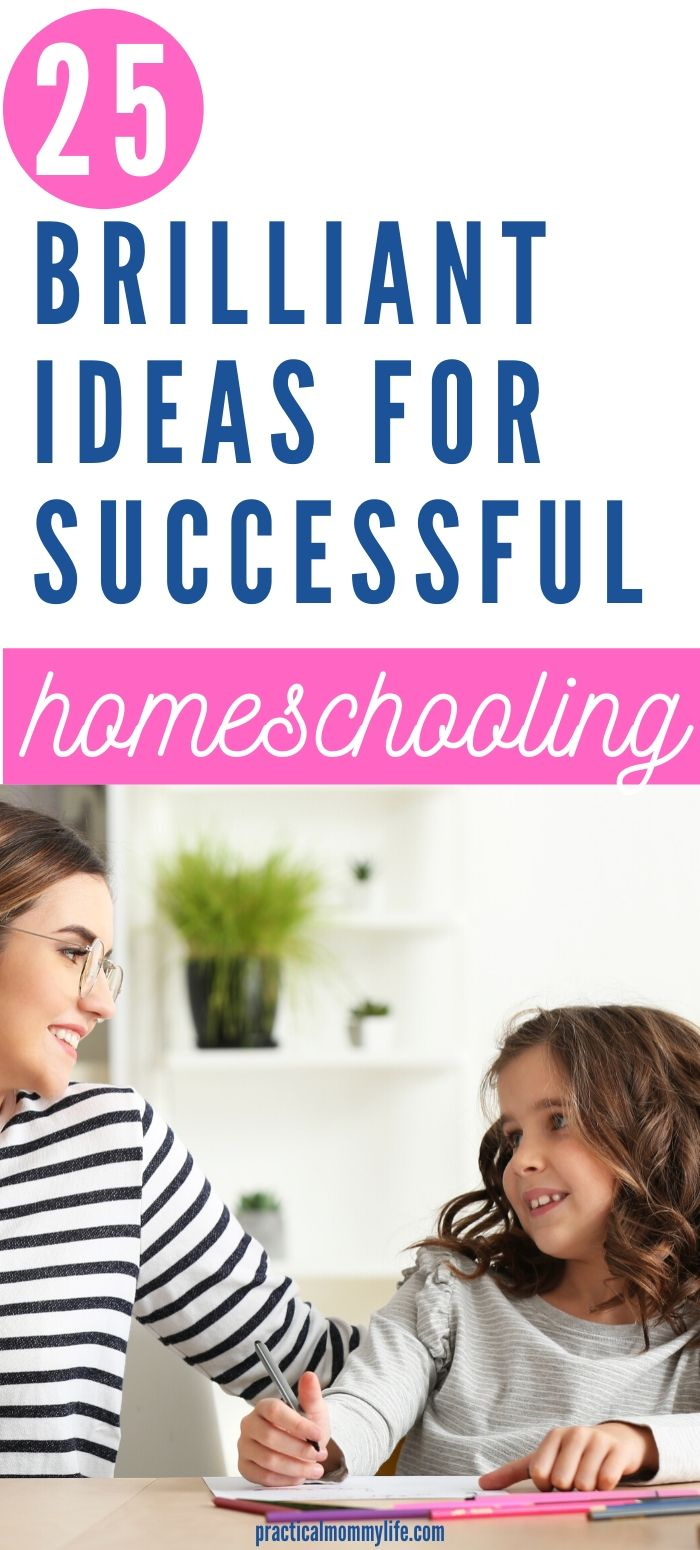 successful homeschooling tips