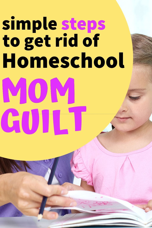 homeschool mom guilt