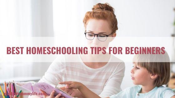 homeschooling tips for beginners