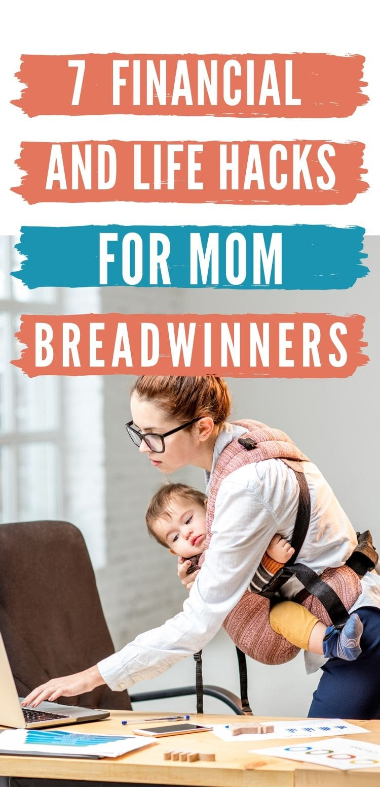 mom breadwinners