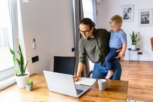 personal development for moms